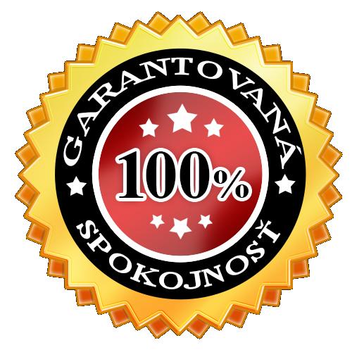 100% Garantovaná kvalita
